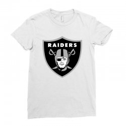 The Raiders Ladies Fitted T-Shirt | Artistshot