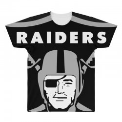 The Raiders All Over Men's T-shirt | Artistshot