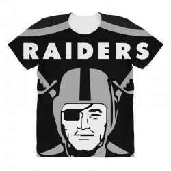 The Raiders All Over Women's T-shirt | Artistshot