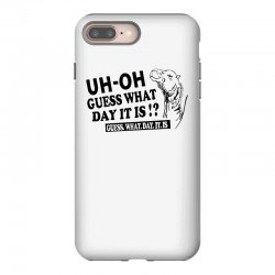Funny line art hump day camel iPhone 8 Plus Case | Artistshot