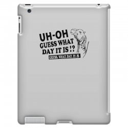 Funny line art hump day camel iPad 3 and 4 Case | Artistshot