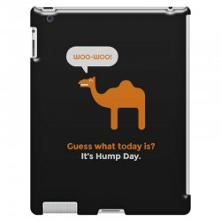 hump day camel iPad 3 and 4 Case | Artistshot