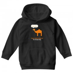 hump day camel Youth Hoodie | Artistshot