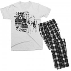 day camel Men's T-shirt Pajama Set | Artistshot
