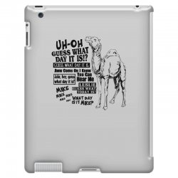 day camel iPad 3 and 4 Case | Artistshot