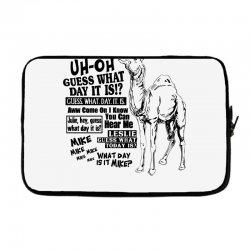 day camel Laptop sleeve | Artistshot