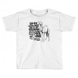 day camel Toddler T-shirt | Artistshot