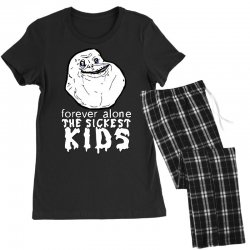 forever the sickest kids forever alone Women's Pajamas Set | Artistshot