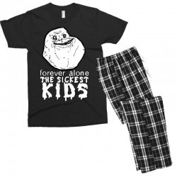 forever the sickest kids forever alone Men's T-shirt Pajama Set | Artistshot