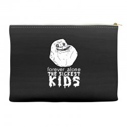 forever the sickest kids forever alone Accessory Pouches | Artistshot