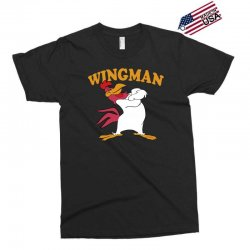 funny wingman Exclusive T-shirt | Artistshot