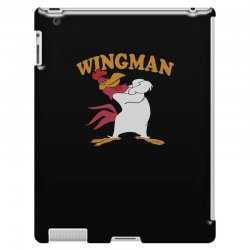 funny wingman iPad 3 and 4 Case | Artistshot