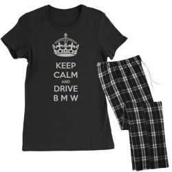 funny saying keep calm new Women's Pajamas Set | Artistshot