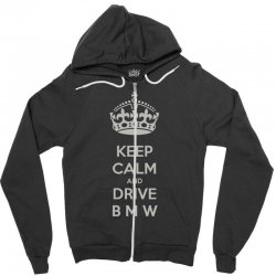 funny saying keep calm new Zipper Hoodie | Artistshot