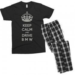 funny saying keep calm new Men's T-shirt Pajama Set | Artistshot
