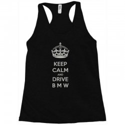 funny saying keep calm new Racerback Tank | Artistshot