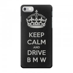 funny saying keep calm new iPhone 7 Case | Artistshot