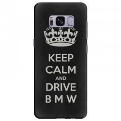 funny saying keep calm new Samsung Galaxy S8 Plus Case | Artistshot