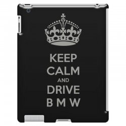 funny saying keep calm new iPad 3 and 4 Case | Artistshot