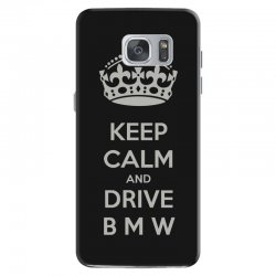 funny saying keep calm new Samsung Galaxy S7 Case | Artistshot
