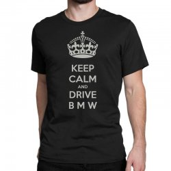 funny saying keep calm new Classic T-shirt | Artistshot