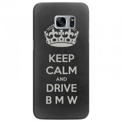 funny saying keep calm new Samsung Galaxy S7 Edge Case | Artistshot