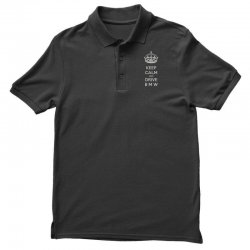 funny saying keep calm new Polo Shirt | Artistshot