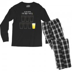 dog beers Men's Long Sleeve Pajama Set | Artistshot
