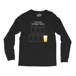 dog beers Long Sleeve Shirts | Artistshot