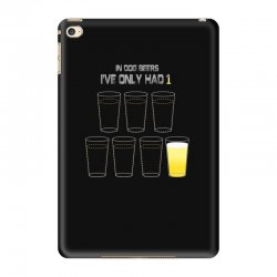 dog beers iPad Mini 4 Case | Artistshot