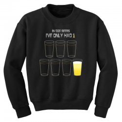 dog beers Youth Sweatshirt | Artistshot
