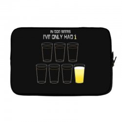 dog beers Laptop sleeve | Artistshot
