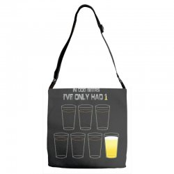 dog beers Adjustable Strap Totes | Artistshot