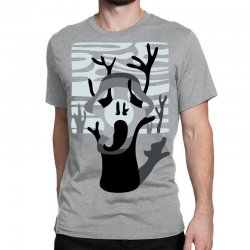 the tree's scream Classic T-shirt | Artistshot