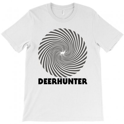 Deerhunter Cryptograms T-shirt Designed By Banapeth