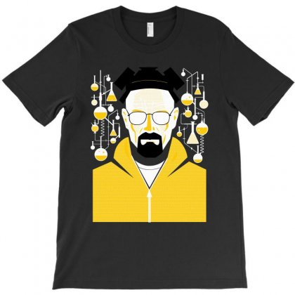 Breaking Bad I Am The One T-shirt Designed By Banapeth