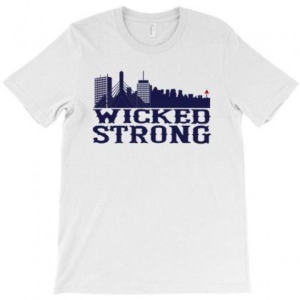 Boston Wicked T-shirt Designed By Banapeth