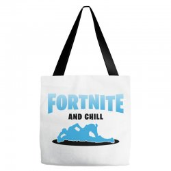 fortnite and chill Tote Bags | Artistshot