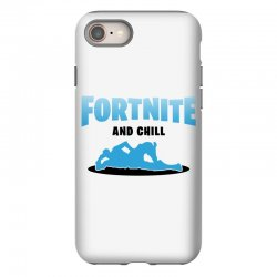fortnite and chill iPhone 8 Case | Artistshot