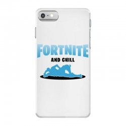 fortnite and chill iPhone 7 Case | Artistshot