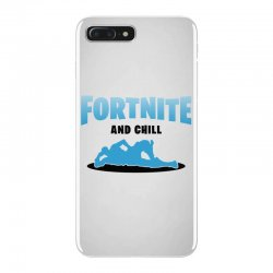 fortnite and chill iPhone 7 Plus Case | Artistshot