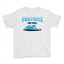 fortnite and chill Youth Tee | Artistshot