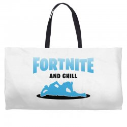 fortnite and chill Weekender Totes | Artistshot