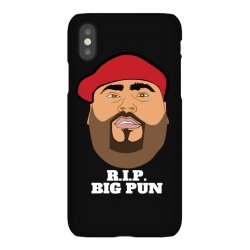 Rip big pun iPhoneX Case | Artistshot