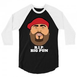 Rip big pun 3/4 Sleeve Shirt | Artistshot