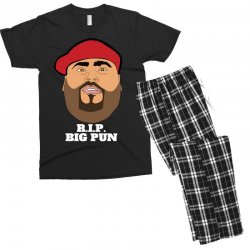 Rip big pun Men's T-shirt Pajama Set | Artistshot