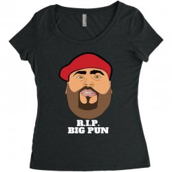 Rip big pun Women's Triblend Scoop T-shirt | Artistshot
