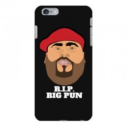 Rip big pun iPhone 6 Plus/6s Plus Case | Artistshot