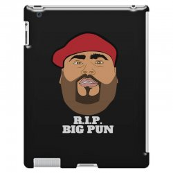 Rip big pun iPad 3 and 4 Case | Artistshot