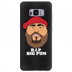 Rip big pun Samsung Galaxy S8 Plus Case | Artistshot